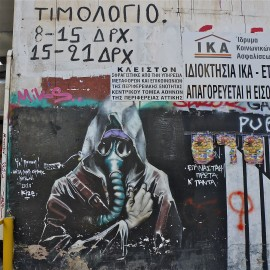 Nieuw boek over de Griekse crisis