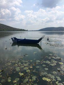 Het Orestiada-meer